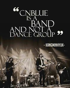 Omo omo Minhyuk-ah! Say it boo, say it!! Augh, too much respect for these men I tell you. So much talent. CNBLUE
