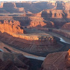 Dead Horse Point State Park - Arches National Park Top Spots - Sunset--is there camping here?