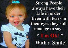 I'm ok