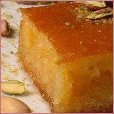 Νοστιμιές της Γιαγιάς: Ρεβανί Βέροιας (αυθεντική συνταγή)