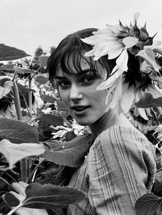 bohemea: Keira Knightley on the set of Pride & Prejudice