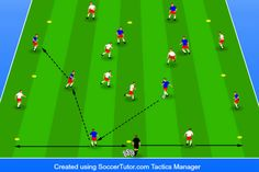 9 Soccer Tryout Drills for Skill Evaluation - Soccer Coaching Pro Football Coaching Drills, Soccer Drills For Kids, Soccer Skills, Soccer Tips, Soccer Sports, Passing Drills, Soccer Workouts, Soccer Training, Goalkeeper