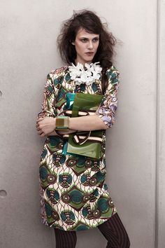 Pin for Later: Fashion Flashback: See Every H&M Designer Collaboration Since It All Began Marni x H&M, 2012
