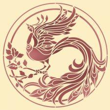 Трафарет Жар-птица круг Quilling Patterns, Quilling Designs, Mexico Tattoo, Circular Tattoo, Kites Craft, Phoenix Art, Chinese Patterns, Pattern And Decoration, Batik Pattern