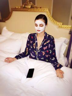 Miranda Kerr's Post-Met Gala Detox Diary
