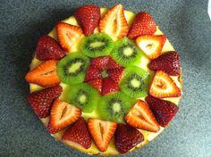 My summer cheesecake