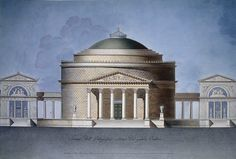 Neoclassical Architectural Concept