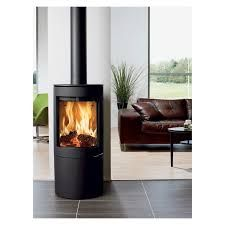 The Westfire Uniq 26 Wood burning Stove is the perfect stove for modern life. Featuring a sleek slim design with a flush fitting stainless steel handle, the Uniq 26 wood burning stove will create a stunning focal point in any room. The large rounded gl Wood Burning Logs, Freestanding Fireplace, Freestanding Stoves, Multi Fuel Stove, Pellet Stove, Stove Fireplace, Log Burner, Contemporary Design, New Homes