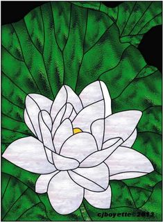 Flowers & Plants – Best Stained Glass Patterns                                                                                                                                                                                 More
