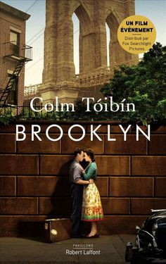 5 Books to Read Set in Ireland for St. Patrick's Day: 2) Brooklyn by Colm Toibin