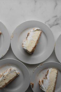 Lemon Meringue Mascarpone Cheesecake