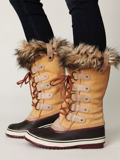 Boots for this winter