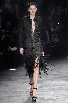 Roberto Cavalli Milan Fashion Week Fall 2014 - Elle