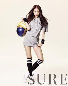 SURE Magazine - 34442 - Hyuna Photos