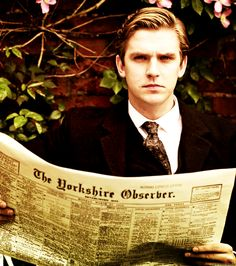 Dan Stevens still apologizes to this day for leaving Downton Abbey. Follow rickysturn/downton-abbey