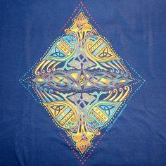 Kells T-Shirt   Many Hands Gallery