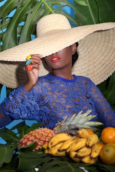 """Beauty is Brazil"" Photographer: Márcio Brigatto, Models: ChayeneThomaz &Isabel Correia"
