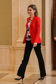 Queen Letizia, Queen Maxima and Princess Charlene: The best royal style of the week