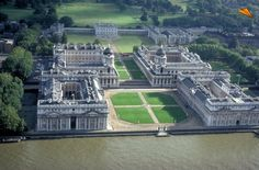 The Old Royal Naval College.