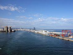 Barcelona bate nuevamente el record de cruceristas este fin de semana