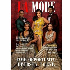 Ex-bbnaija housemates cover the latest issue of #lamodemagazine. Link in bio. #interview #photoshoot #Nigeria #celebrity #bbnaija #actress #actor #singer #host #Africa #photography #coverstar #hairstyle #makeup #stylist #MUA #pose #celebrity #accessories #designer #stunning #haircut #suit #trend #career http://tipsrazzi.com/ipost/1511193707008692818/?code=BT41qt9DxJS