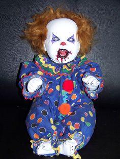 Cuddles the Klown.