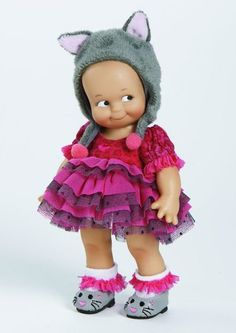 Kewpie Doll~ I don't collect them Just Love em