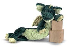 Longfellow Dragon Stuffed Animal $16.99