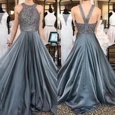 sparkly 2017 prom dress