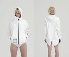MIJA: PAPER clothing