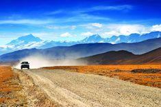 Trip To Tibet in Jeep. Traveling across the Tibet in a Jeep is a awesome experience. Travel News, Budget Travel, The Forbidden Kingdom, Lhasa, Cheap Hotels, Travel Images, Free Travel, Car Rental, Tibet
