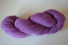 Hand Dyed Superwash Bluefaced Leicester/Bamboo by KookaburraYarns