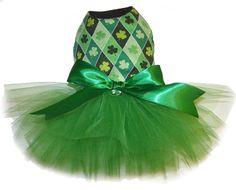 Fancy Dog Dresses | Designer Custom Made Dog Clothing - Tinkerbell's Closet Dog Couture ...