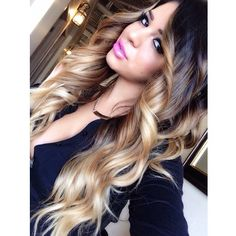 Ms_Rosalee gorgeous ombre hair