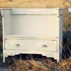 Love this idea of an old dresser turned chari ...Search the Plan Catalog | Ana White