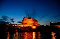 Castel Sant'Angelo - Roma. 41°54′11.01″N 12°27′58.61″E