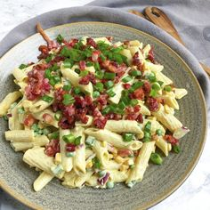 5 easy recipes for pasta salad – 5 easy recipes for pasta … – World Food Salad Menu, Pasta Salad Recipes, Menu Rapido, Easy Salads, Easy Meals, Junk Food, Cottage Cheese Salad, Italian Recipes, Food Inspiration
