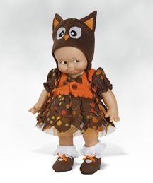Check Out our Kewpie Owlsome, Figurines, Kewpie Dolls, Collectible Dolls and Vinyl Dolls. See our other products, including porcelain dolls, baby dolls, reborn babies and fashion dolls.