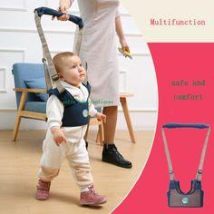Livraison gratuite infantile marche ceinture réglable ceinture bébé  apprentissage pied adjoint laisse de sécurité pour enfant 121c969e719