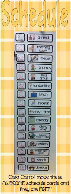 Sharing Kindergarten: First Week Back!