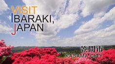笠間-KASAMA- VISIT IBARAKI,JAPAN