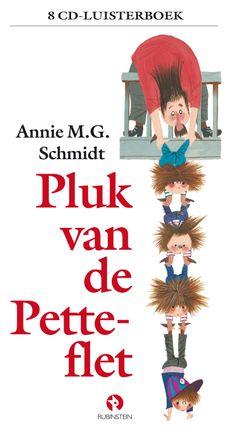 Puk van de Pettevlet - Annie M.G. Schmidt. Download de gratis app en laat de kinderen genieten van het verhaal, achter in de auto of 's avonds voor het slapen gaan. Ook altijd leuk om zelf nog eens te luisteren