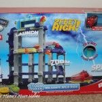 The NEW Chuggington Wilson's Wild Ride Deluxe Action Playset! {Review & Giveaway}
