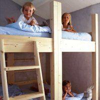 idée aménagement chambre dortoir enfant - Marie Claire Maison