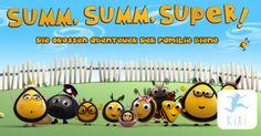 Summ, Summ, Super! – Jetzt bei Kixi! – Kinderkino