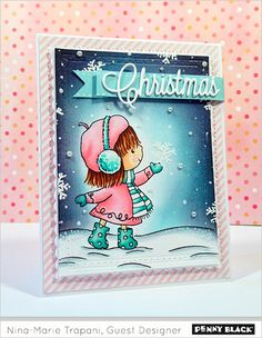 Project: Christmas In July Card