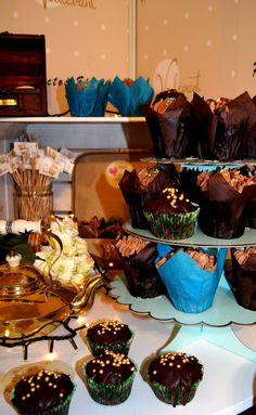 Magdalenas Variadas #Granada #catering #dulce