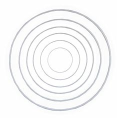 Fil oreilles Set 10–20–25–30–35–40cm par 1pièces différentes tailles: 6anneaux de fil pour travaux manuels en kit 1pièces Couleur:…