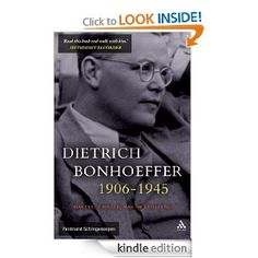 I have read Metaxas biography of Bonhoeffer.  And while I think it is a decent biography, this one is better.  Bonhoeffer's place in Germany, his theology, the history and his own writing are all better presented here.  The problem with the biography is that it is expensive and harder to find.  But I would make the effort, track the price of the kindle book (see my Kindle Tips) or look in used book stores.  A fascinating book.