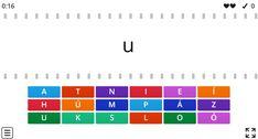 Kisbetű - Nagybetű - Írás 1. osztály FELADAT - Kalauzoló - Online tanulás Periodic Table, Diagram, Periodic Table Chart, Periotic Table